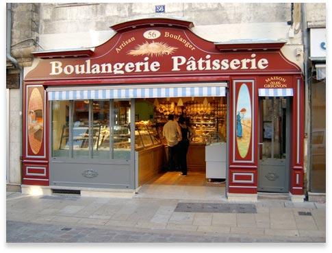 Art Work : Décoration façades magasins en trompe l'oeil, fresques et peintures décoratives sur ...